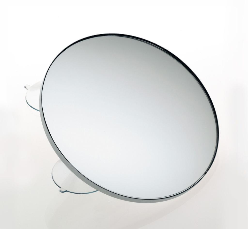 20707 BELLA Zrcadlo kosmetické s přísavkami 20707