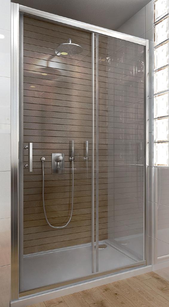 Vagnerplast ORIS DPD 100 Sprchové dveře posuvné 100 transparent