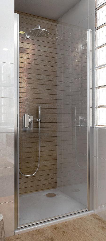 Vagnerplast ORIEN JOD 90 Sprchové dveře jednokřídlé 90 transparent VPZA900ORN3S0X-H0