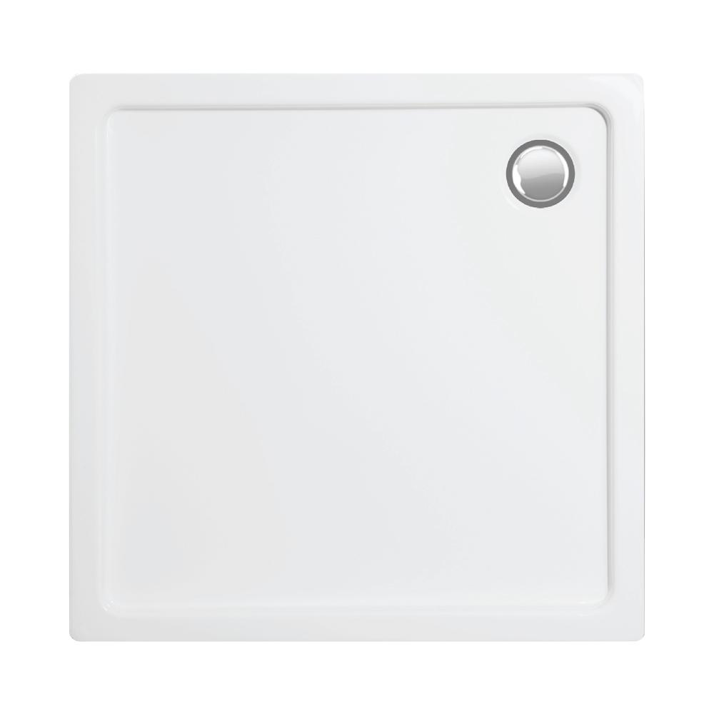 Vagnerplast JUPITER 80×80 BOX Sprchová vanička čtvercová 80×80×14 VPDA080JUPBO1X-01/NO