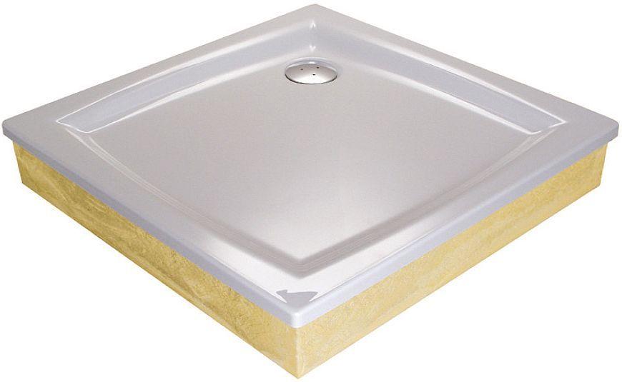 Ravak PERSEUS 80 EX Sprchová vanička čtvercová 80×80 cm - bílá A024401310