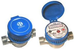 BONEGA S/20-130-2,5-B Vodoměr 3/4˝ pro studenou vodu