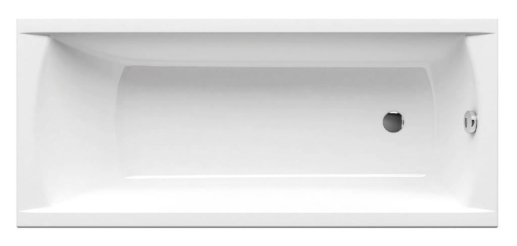 Ravak CLASSIC 170 Vana obdelníková 170×70 cm