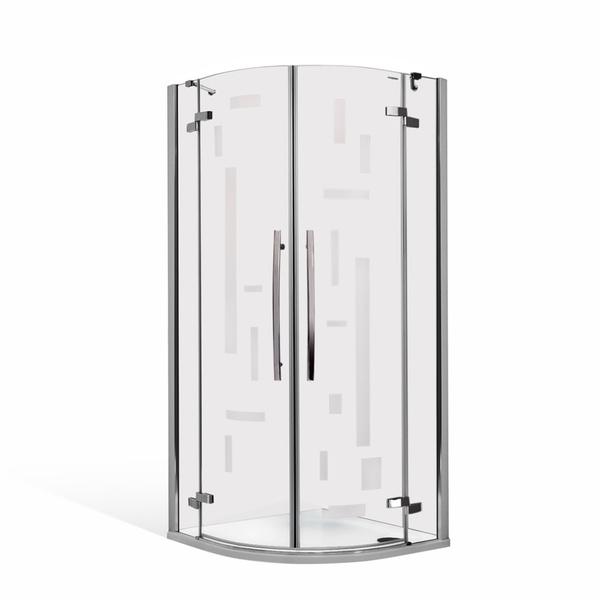 Čtvrtkruhový sprchový kout GR2 Design+ 900 × mm 131-9000000-00-17