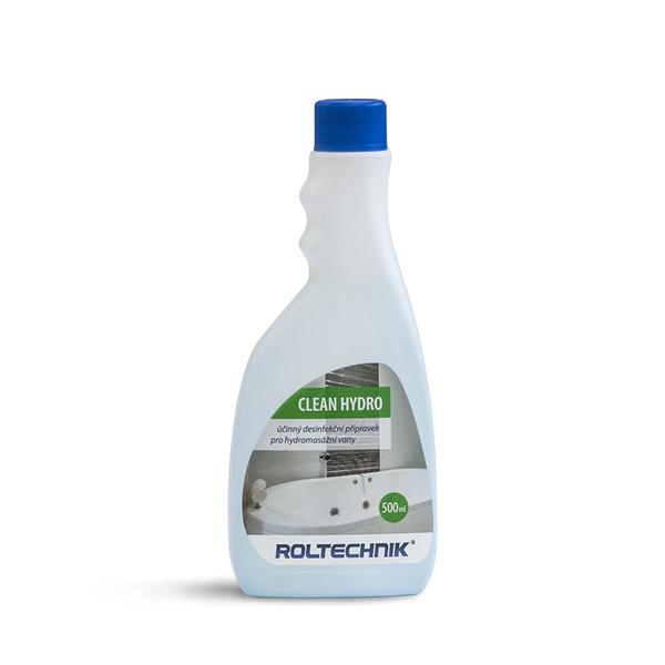 CLEAN HYDRO – Účinný čisticí prostředek pro hydromasážní vany 5139601