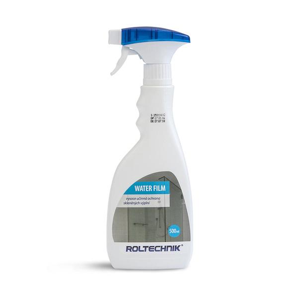 WATER FILM – Přípravek na účinnou ochranu skleněné výplně sprchových dveří 5139604