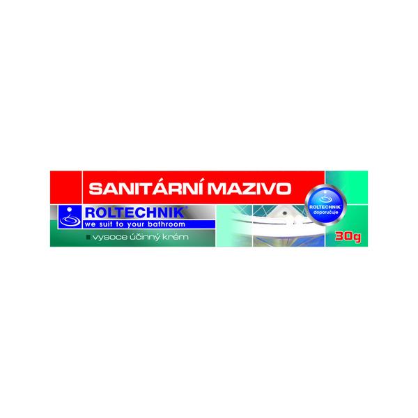 SANITÁRNÍ MAZIVO – Na teflonové bázi vhodné pro všechny typy sprchových koutů 5139606