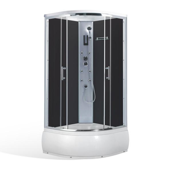 Sprchový masážní box ELECTRA DEEP 900x900 mm 4000638