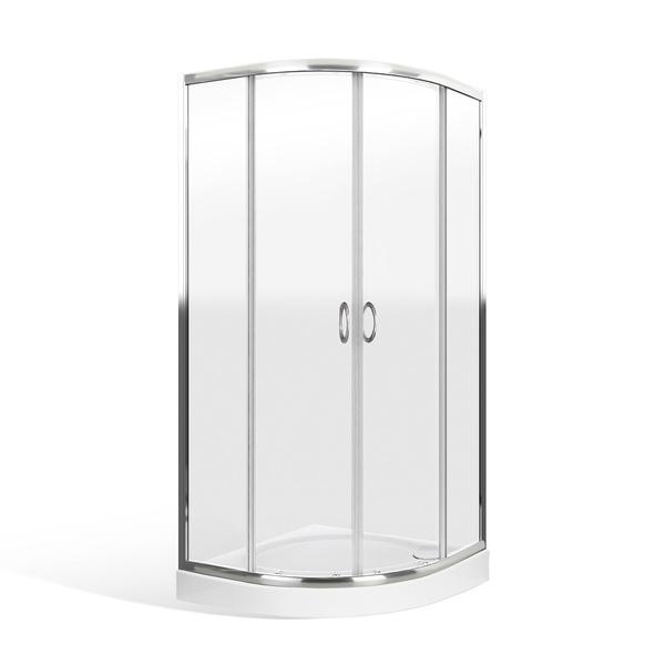 Čtvrtkruhový sprchový kout ER2 800 x mm. 557-8000000-00-02
