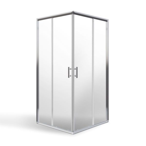 Čtvercový sprchový kout HGS2 800x800 mm 223-8001000-00-02