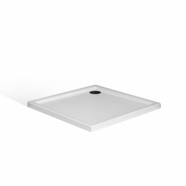 Akrylátová sprchová vanička iLOW SQUARE Čtvercová 1000x1000 mm 8000240