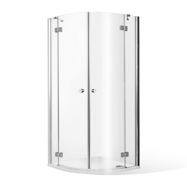 Čtvrtkruhový sprchový kout NAOMI 900x900 mm 810-0000013-00-02