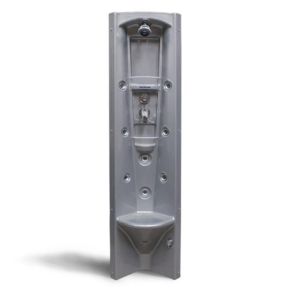 Sprchový masážní panel LISA GREY 8010021