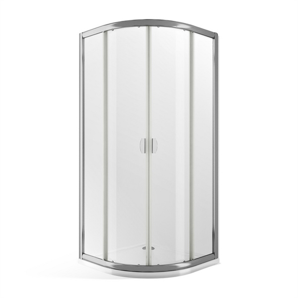 Čtvrtkruhový sprchový kout MR2 800x800 mm 544-800R55N-00-02