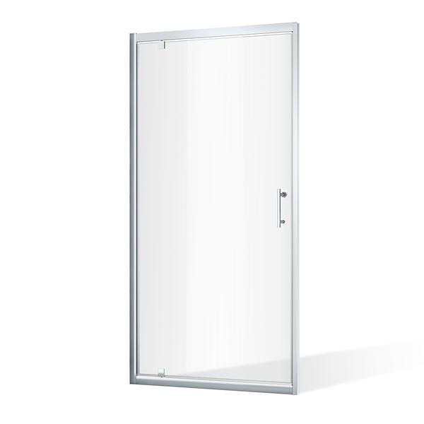 Otevírací jednokřídlé sprchové dveře OBDO1 v šířce 1000 mm. 4000710