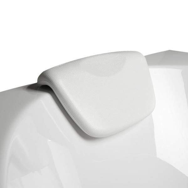 Podhlavník do vany P-01 - bílý 8610009