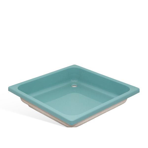 Čtvercová akrylátová vanička ZLARIN CALYPSO ZLARIN/800 - čtverec. 8000130