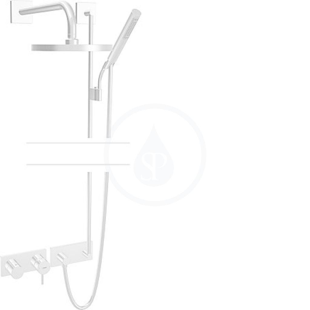 Hansa Stela Sprchová souprava s pákovou baterií, chrom 44873030