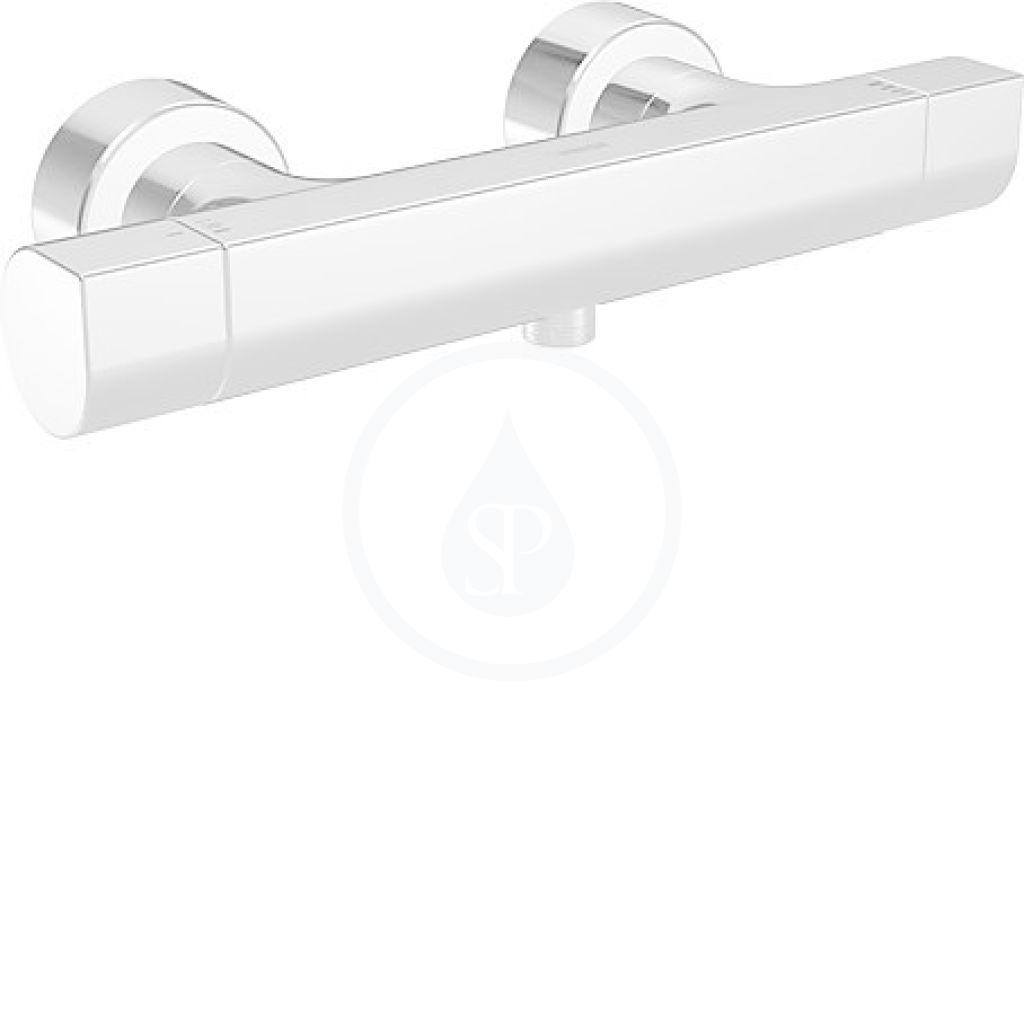 Hansa Tempra Style Termostatická sprchová nástěnná baterie, chrom 58410101