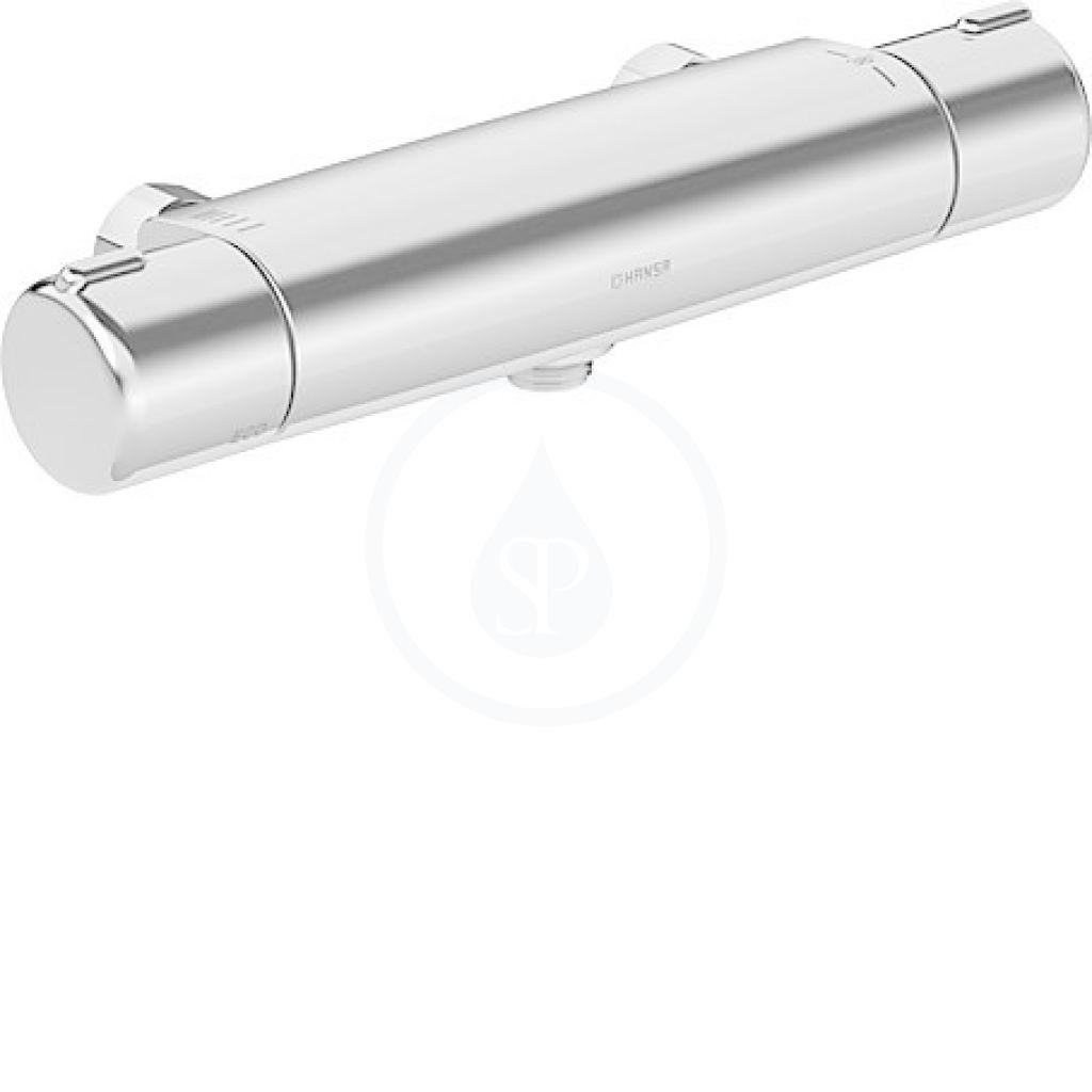 Hansa Micra Termostatická sprchová nástěnná baterie, chrom 58150071