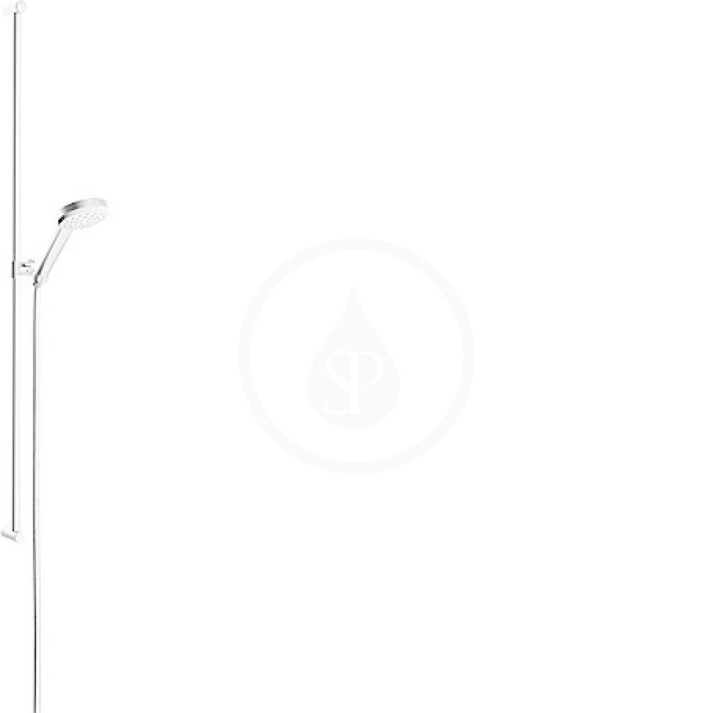 Hansa Medijet Sprchová souprava s nástěnnou tyčí 900 mm, chrom 04000170
