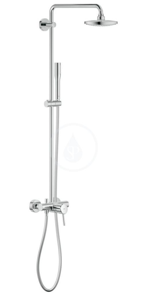 Grohe Concetto Sprchový systém, chrom 23061001