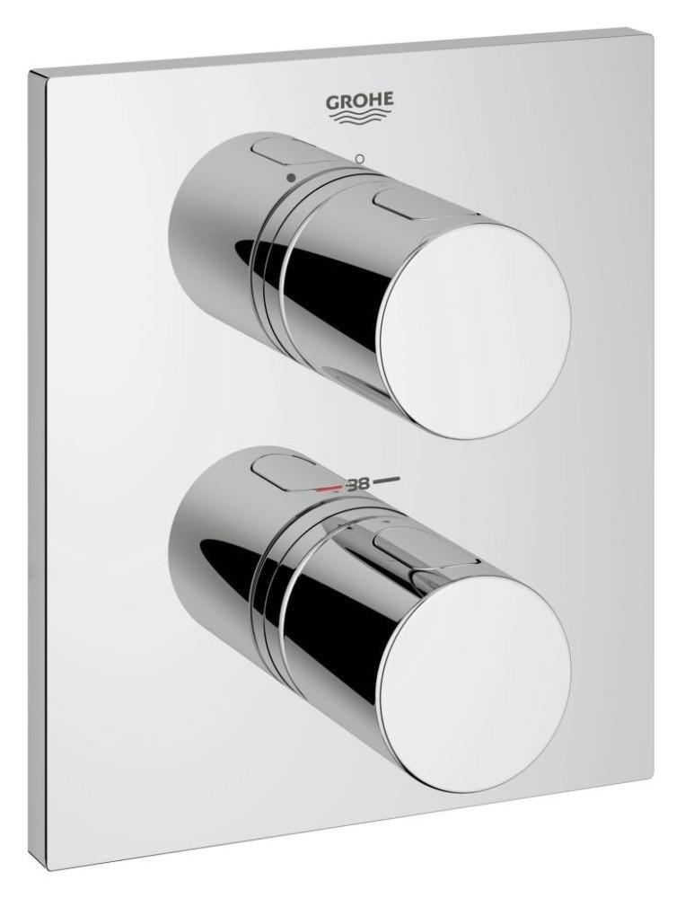 Grohe Grohtherm 3000 Cosmopolitan Termostatická sprchová baterie pod omítku, chrom 19568000