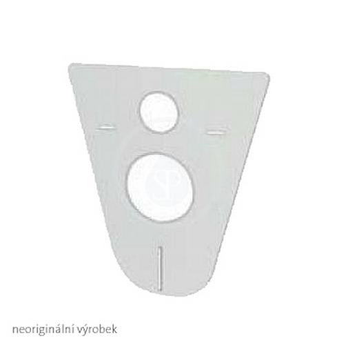 Geberit Duofix Souprava pro tlumení hluku pro závěsné WC a závěsný bidet SP 156SET