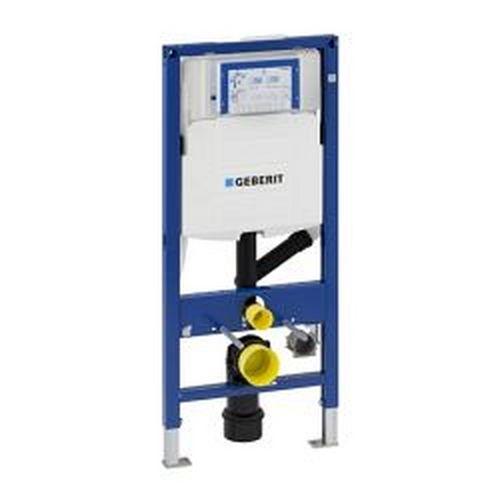 Geberit DUOFIX pro závěsné WC, H112, Sigma splachovací nádržka UP320 111.370.00.5