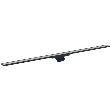 Geberit CleanLine Nerezový sprchový kanálek, 900 mm, tmavý kov 154.456.00.1