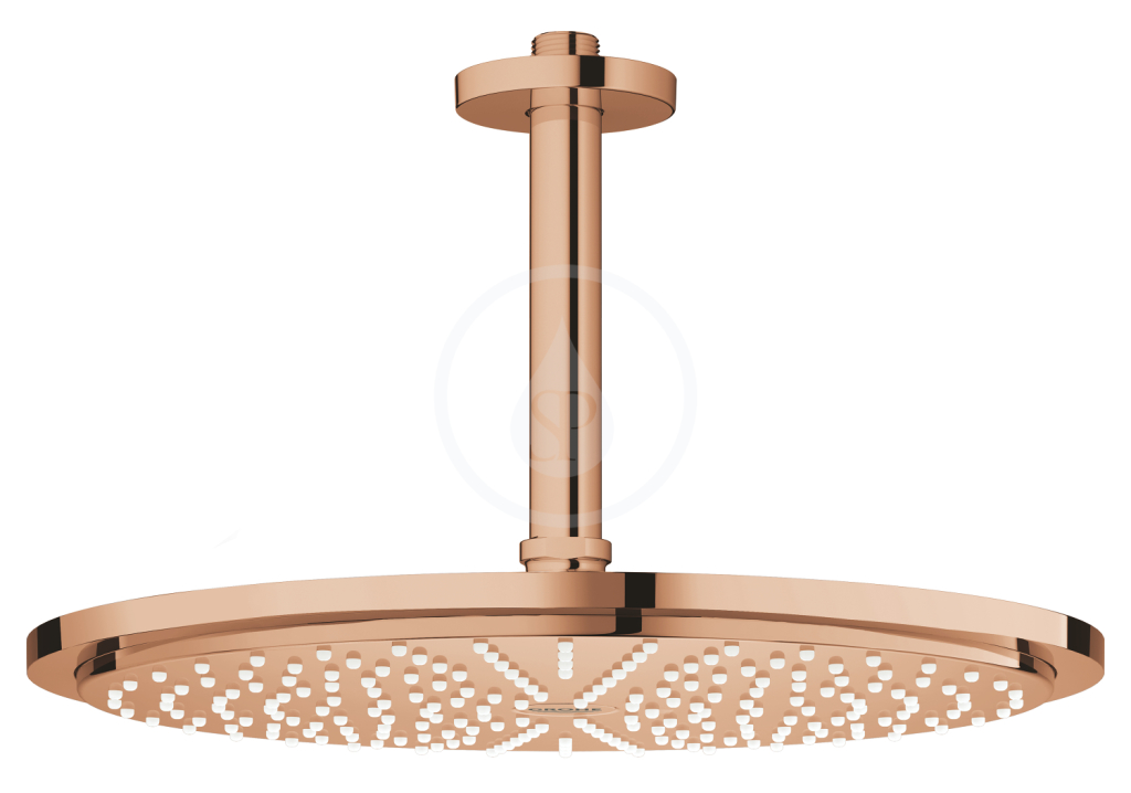 Grohe Rainshower Cosmopolitan Hlavová sprcha 310, sprchové rameno 142 mm, 1 proud, Warm Sunset 26067DA0
