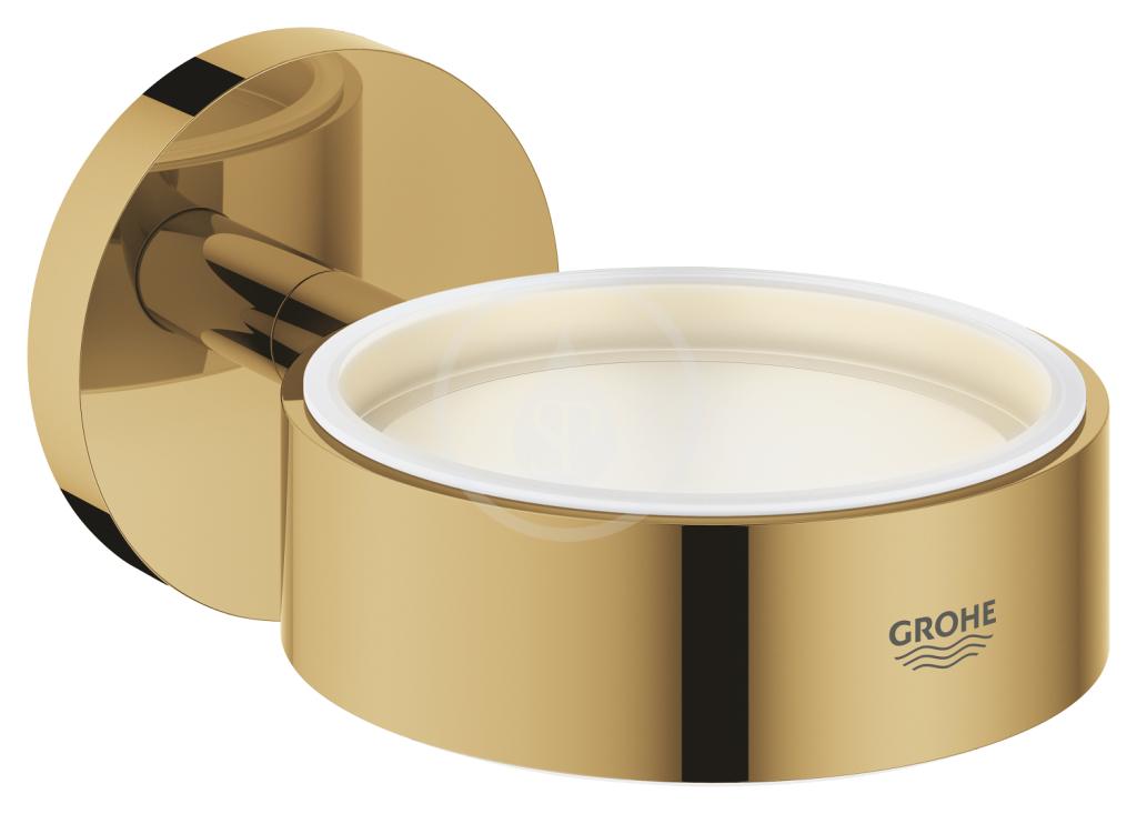 Grohe Essentials Držák skleničky/mýdelníku, Cool Sunrise 40369GL1