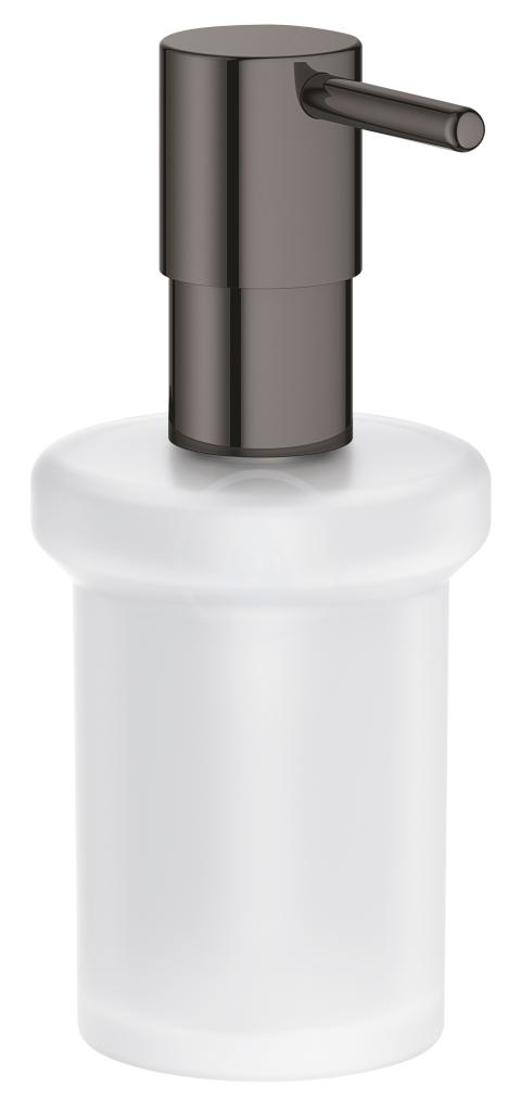 Grohe Essentials Dávkovač tekutého mýdla, tmavý grafit 40394A01