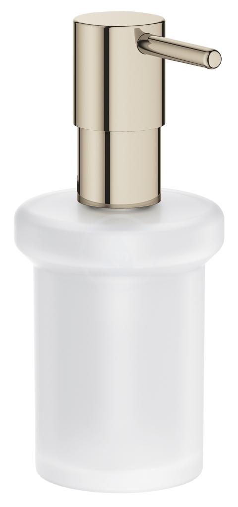 Grohe Essentials Dávkovač tekutého mýdla, leštěný nikl 40394BE1