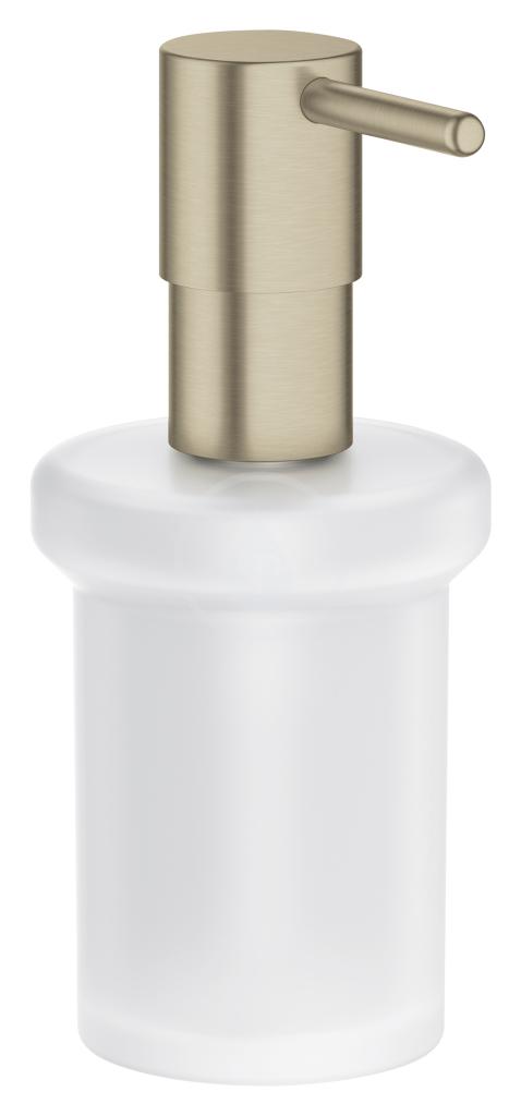 Grohe Essentials Dávkovač tekutého mýdla, kartáčovaný nikl 40394EN1