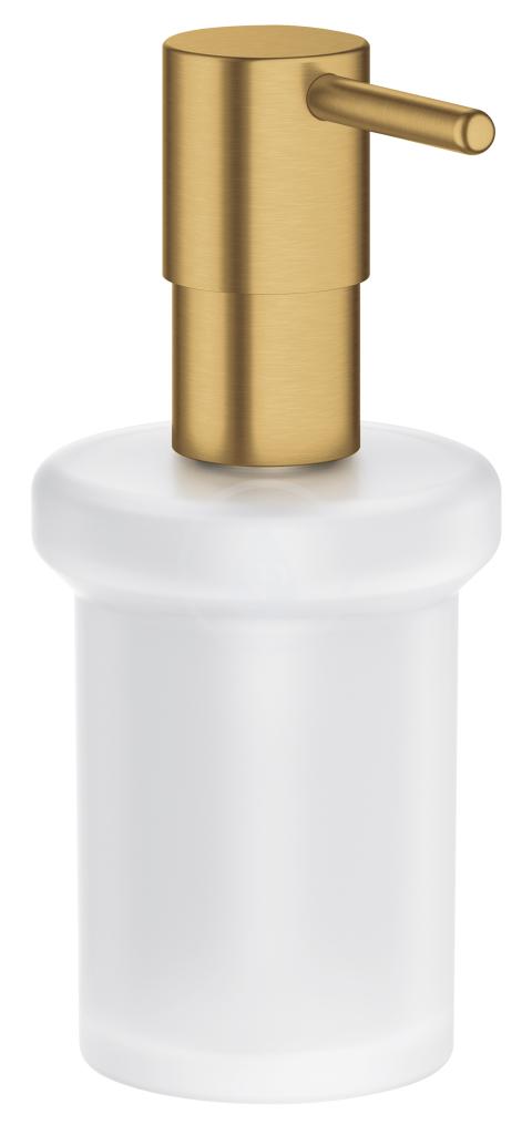 Grohe Essentials Dávkovač tekutého mýdla, kartáčovaný Cool Sunrise 40394GN1
