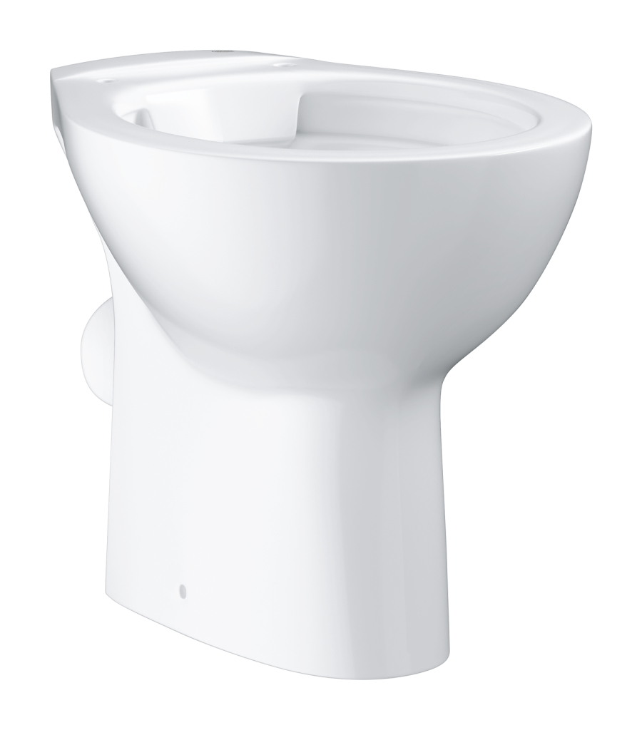 Grohe Bau Ceramic WC kombi mísa, rimless, alpská bílá 39430000