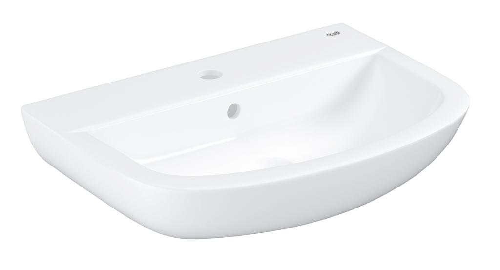 Grohe Bau Ceramic Umyvadlo s přepadem, 553 × 386 mm, alpská bílá 39440000