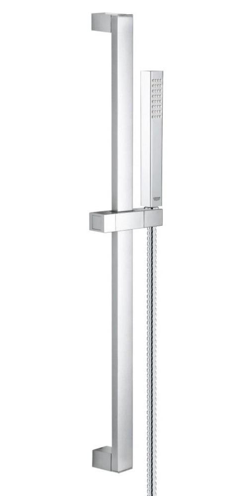 Grohe Euphoria Cube+ Kovová sprchová souprava, 1jet, 600 mm, chrom 27891000