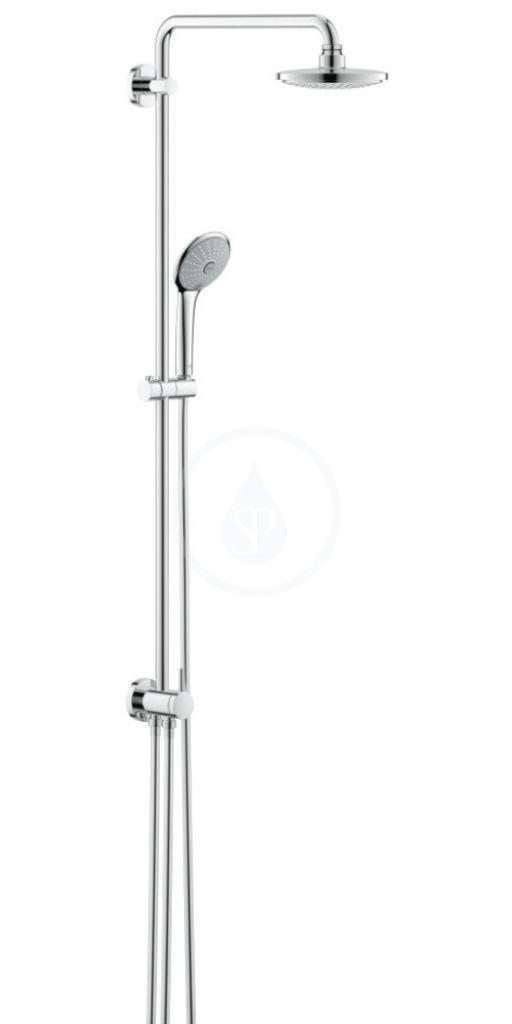 Grohe Euphoria Sprchový systém, 180 mm, chrom 27421001