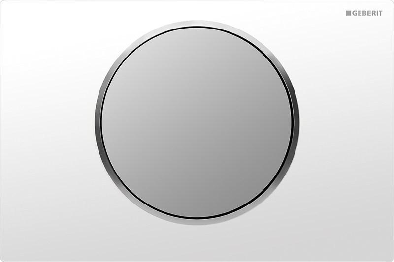Geberit Ovládací tlačítko SIGMA10, bílá 115.758.KL.5