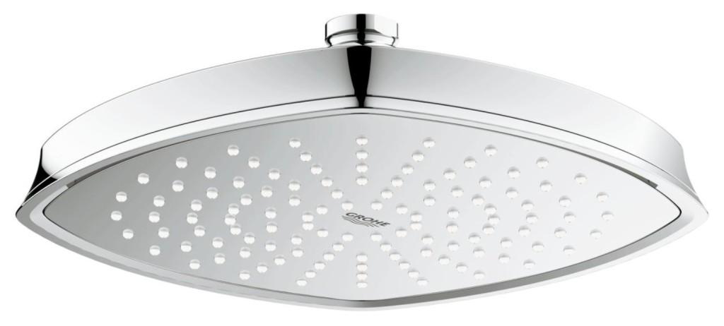 Grohe Grandera Horní sprcha, 221 x 221 mm, chrom 27974000