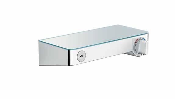 Hansgrohe ShowerTablet Select Sprchový termostat 300 , bílá/chrom 13171400
