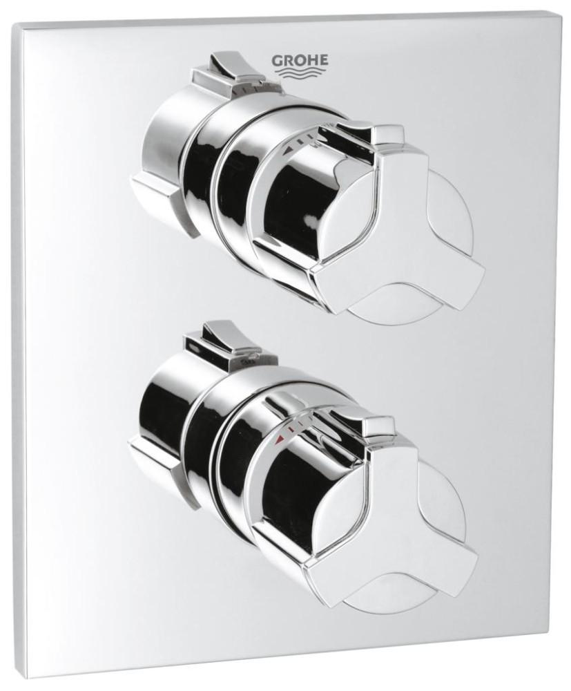 Grohe Allure Termostatická sprchová baterie pod omítku, chrom 19380000