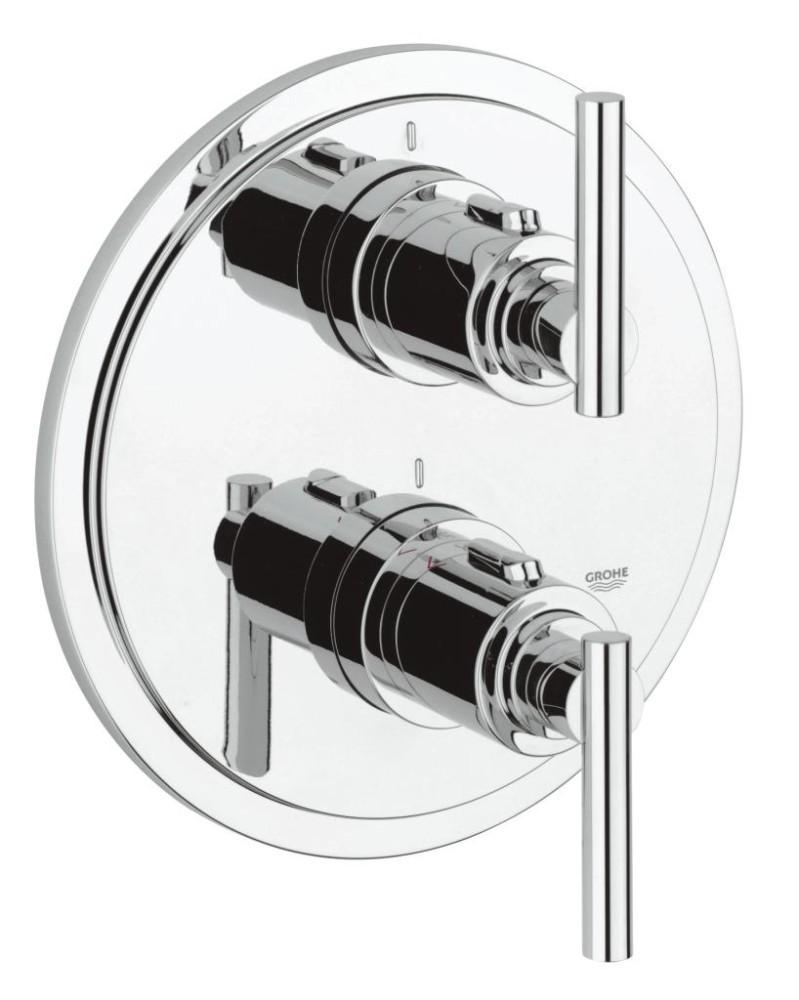 Grohe Atrio Termostatická sprchová baterie pod omítku, chrom 19398000