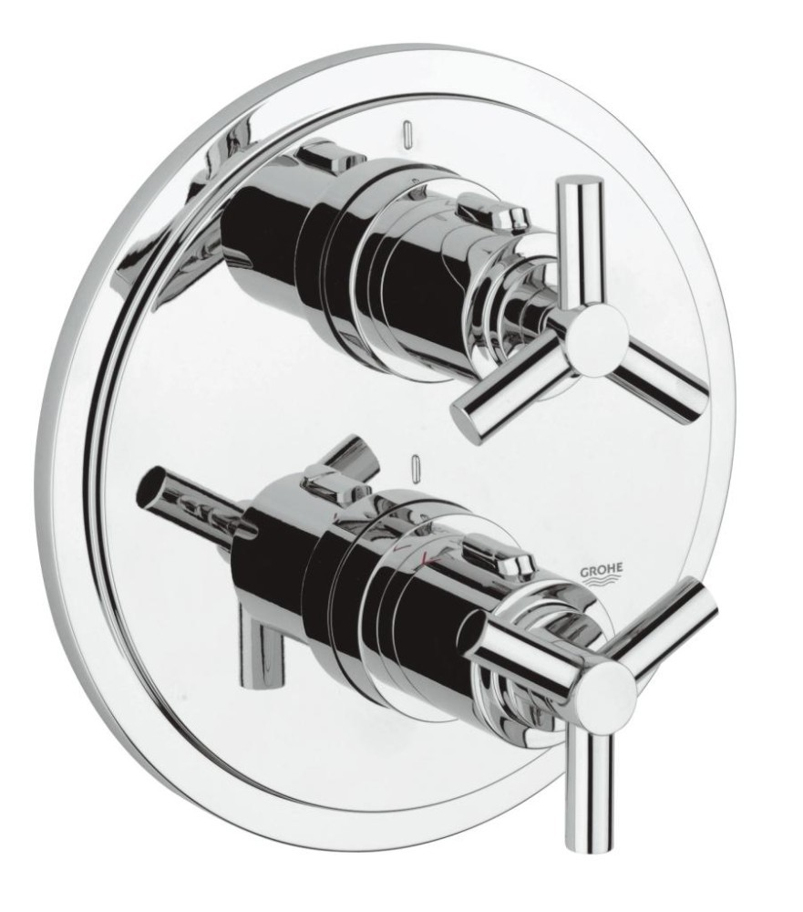 Grohe Atrio Termostatická sprchová baterie pod omítku, chrom 19394000