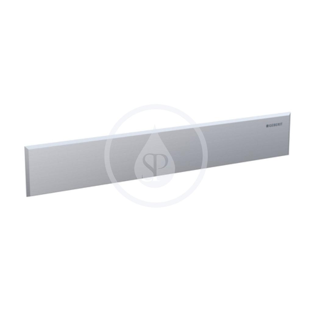 Geberit Kombifix Souprava pro kompletaci pro prvek pro sprchu, plast, nerezová kartáčovaná ocel 154.336.FW.1