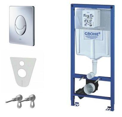 Grohe Rapid SL pro závěsné WC 38528SET 38721001