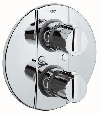 Grohe Grohtherm 2000 Termostatická sprchová baterie pod omítku, chrom 19354000
