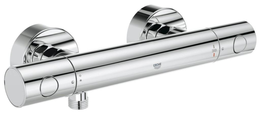 Grohe Grohtherm 1000 Cosmopolitan Termostatická sprchová baterie M, chrom 34065002